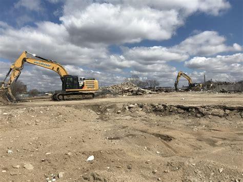 demolition portfolio dw zinser company demolition