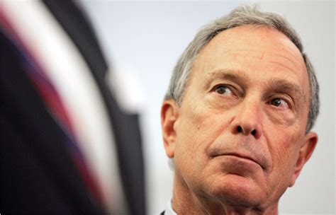 michael bloomberg presidential election