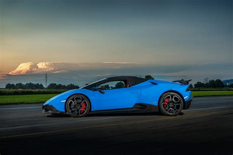 Black And Blue Car Wallpaper Hd by O Ct Tuning S Supercharged Lamborghini Huracan Pumps Out
