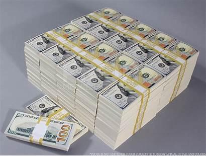 Million Dollars Money Stack Dollar Cash Prop
