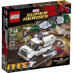 LEGO Marvel Super Heroes Spider-Man: Homecoming Official ...