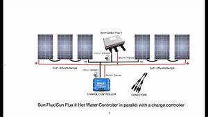 Off Grid Water Heating  Sun Flux Ii Wiring Diagrams And
