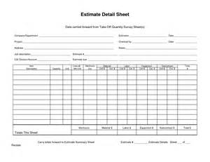 Piping Takeoff Spreadsheet by Construction Take Spreadsheets Laobingkaisuo Com