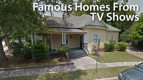 tv characters  afford  fictional homes