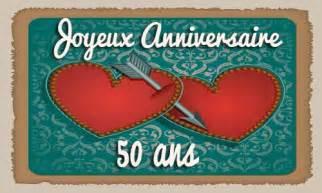 anniversaire de mariage 7 ans carte anniversaire 50 ans virtuelle gratuite à imprimer