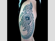 Tatouage Verseau Maori Tattoo Art