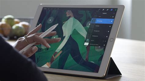Massive Procreate For Ipad Update Available With Quickshape & Gallery Preview Features, Much