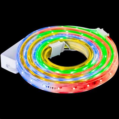 multi color led lights lightshow 108 light led multi color ribbon lights 87081