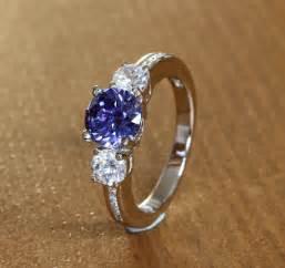 tanzanite wedding ring set exclusive and captivating tanzanite for the engagement ring engagement ring
