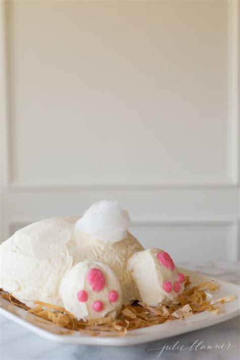 adorable bunny butt cake easter cake