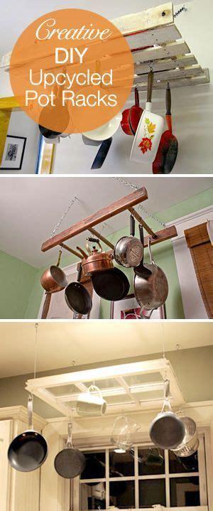 pot rack  easy ideas casacocina