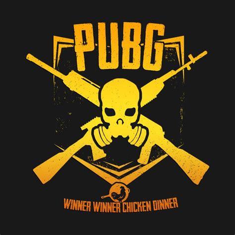 pubg emblem gold logo wallpaper hd game wallpaper