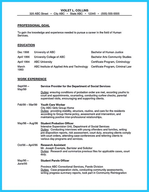 Officer Resume by Correctional Officer Resume To Get Noticed