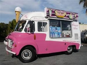 Classic Mobile Ice Cream Van in Ashmore, QLD, Ice Cream ...