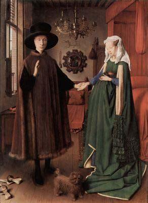onlinekunstde van eyck arnolfini hochzeit