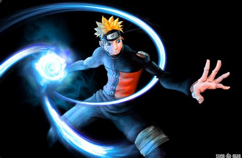Naruto Rasengan By Svenstoffels On Deviantart