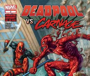 Deadpool Vs. Carnage (2014) #2 | Comics | Marvel.com