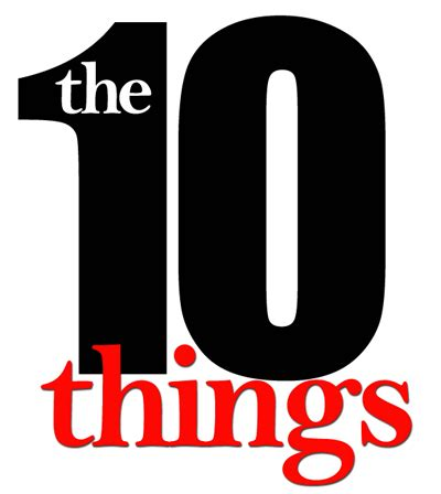 10 Things Really Amazing Employees Do! Structure