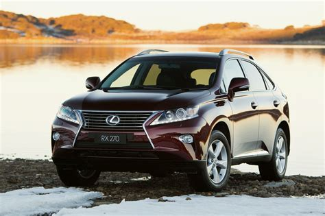 lexus rx270 review caradvice