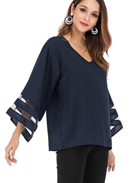 SAYFUT - Juniors' Plus Size Tops Blouses for Women Shirts ...