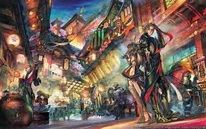 Final Fantasy XIV Stormblood Images Show Off New Concept