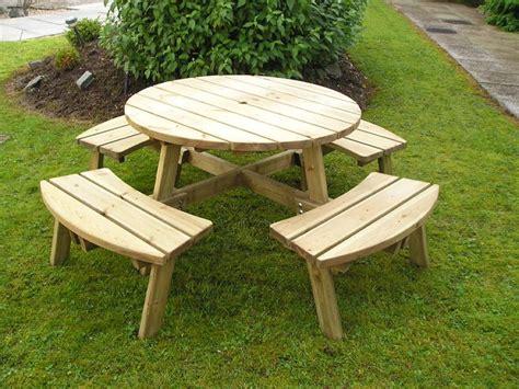 Wooden Picnic Table Plans Pdf
