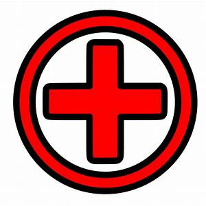 Clipart - First aid icon