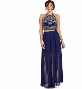 Layla- Blue Arabian Night Dress from Windsor