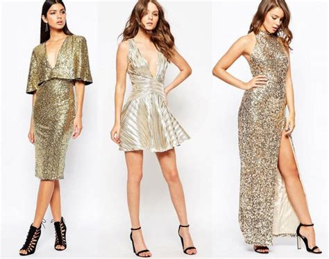 what color prom dress should i get get golden what color shoes to wear with a gold dress or