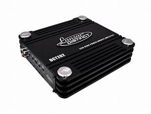 Amazon Com  Lanzar Dct202 2000 Watt 2 Channel Full Fet