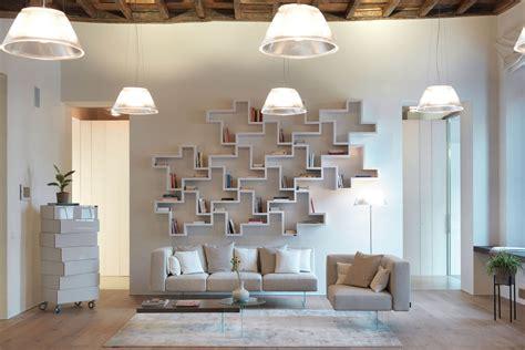 libreria salotto e soggiorno mobili per soggiorno moderni arredamento salotto lago