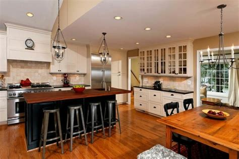 cuisines ouvertes sur s駛our beautiful salle de cuisine traditionnelle pictures amazing house design getfitamerica us