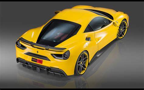 2018 Novitec Rosso Ferrari 488 Gtb Studio 2