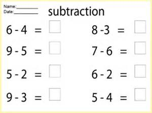 HD wallpapers subtraction without regrouping worksheets