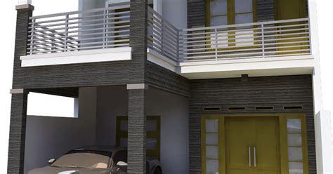 Gambar Rumah Sederhana Minecraft Gambar Desain Rumah Minimalis Di