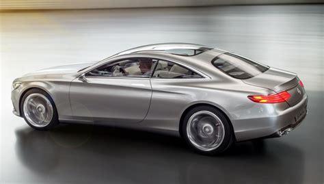 gorgeous  mercedes benz concept  class coupe box autos
