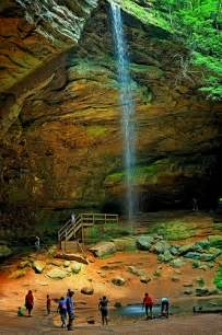 Ash Cave Hocking Hills State Park Ohio