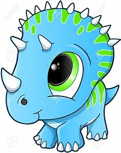 Cute Baby Dinosaurs Clipart (93+)