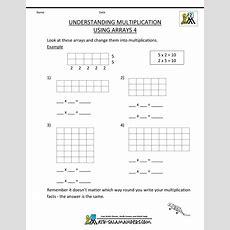 Multiplicationprintableworksheetsunderstandingmultiplicationusingarrays4gif 1 000 × 1