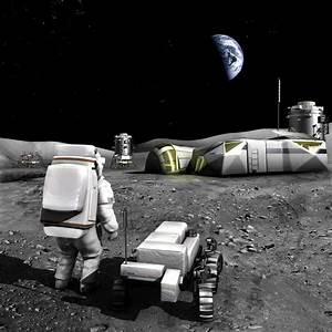 Lunar Surprises   Rocket Science