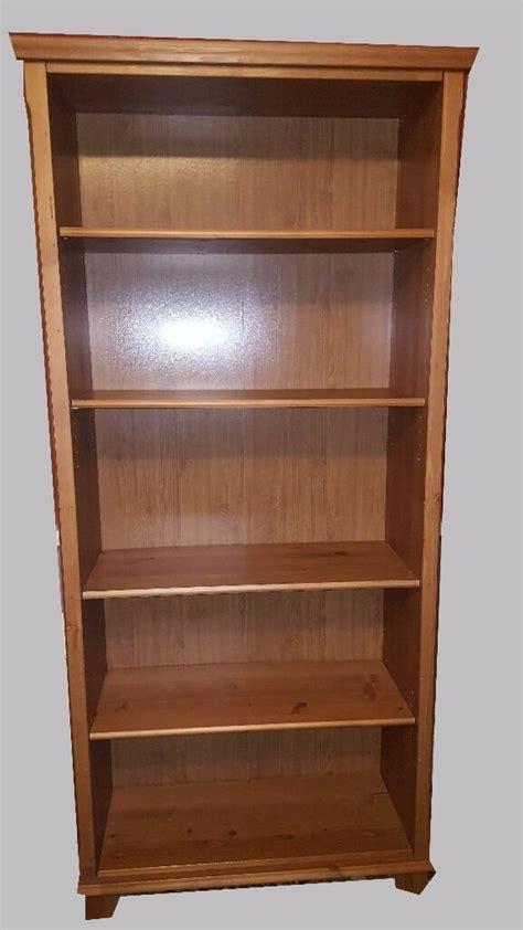 Markor Bookcase by Ikea Markor Hemnes Antique Oak Colour Style Bookcase In