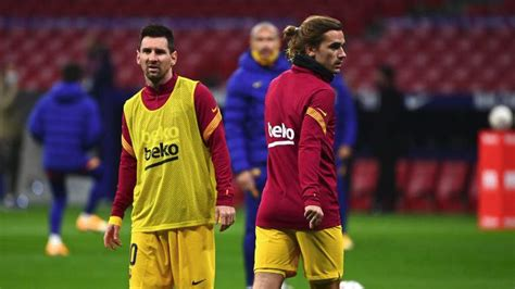 Barcelona Players Send Classy Message of Support to Ansu ...
