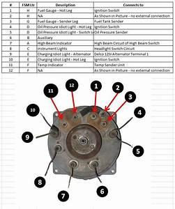 1966 Cj5 Instrument Cluster Wiring