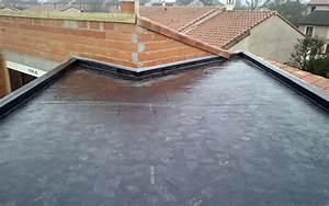 etancheite de la toiture la solution de la membrane epdm With comment faire une etancheite toit terrasse