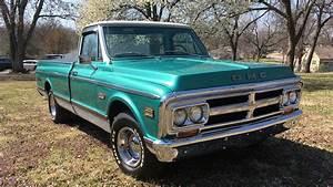 1970 Gmc Sierra Grande Pickup