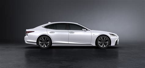 sporty lexus sedan update lexus ls 500 f sport revealed cars co za