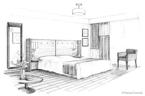 croquis de chambre mobilier table octobre 2013