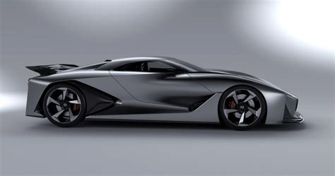 Nissan 2020 Vision Gt by Nissan Concept 2020 Vision Races From World To Reality