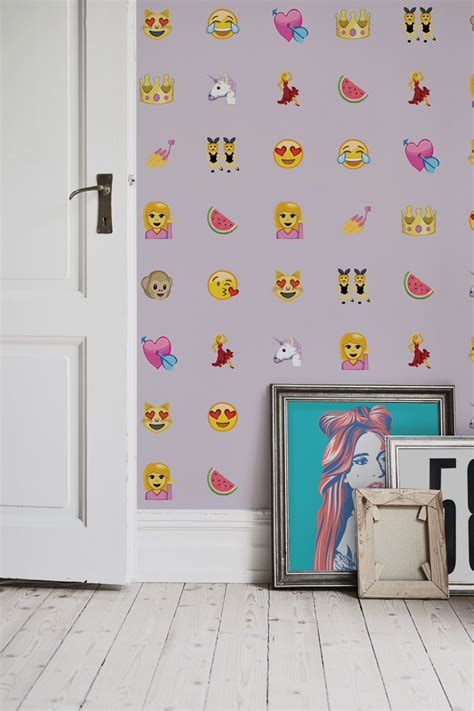 emoji wallpaper  murals wallpaper