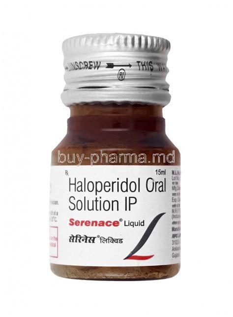 buy serenace liquid haloperidol